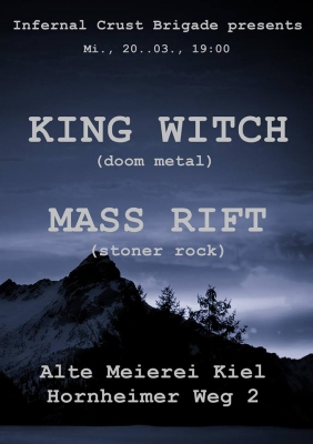 KING WITCH_MASS RIFT