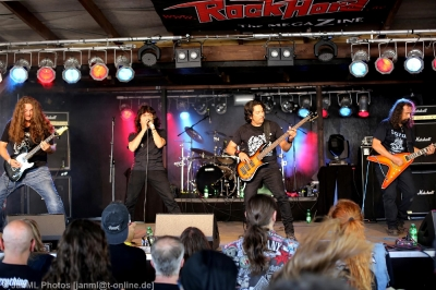Syrus - Headbangers Open Air XXI / 27.07.2018 – Brande-Hörnerkirchen, Tag 2_1