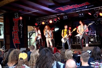 Hitten - Headbangers Open Air XXI / 28.07.2018 – Brande-Hörnerkirchen, Tag 3_16