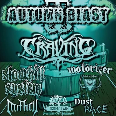AUTUMN METAL BLAST II