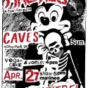 Halshug/Caves Flyer